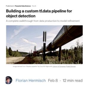 Auf Towards Data Science lesen!
